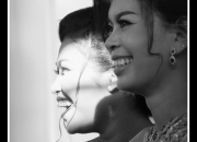 La sonrisa de la novia