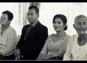 La familia de la novia