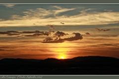 SUNSET DESDE LOS MOLINOS